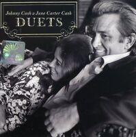 Johnny Cash - Duets [CD]