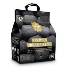 Premium Grillbriketts 25 kg Briketts Grillkohle Grillbriketts Grillkohlebriketts