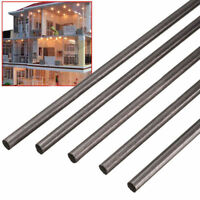 250mm Diameter Carbon Fiber Rods For RC Airplane High Quality Pole 1 2 3 4 5mm