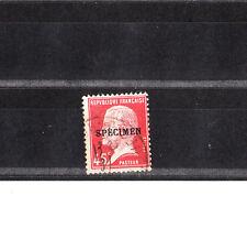 timbre France   Pasteur  45c rouge surchargé spécimen   NUM: 175 CI 1  oblitéré