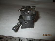 MACHINIST LATHE MILL Toolmakers Unusual Adjustable Turret Tool Post for Lathe