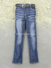 1/6 scale toy Frank Stealth - Blue Denim Like Jeans