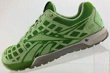 Reebok Crossfit Nano 3.0 Cross Training Shoes Green Athletic Sneakers Womens 7.5