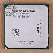 AMD a8-Series a8-3870k - 3 GHz (ad3870wnz43gx) Socket fm1 CPU Processor 4 MB