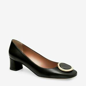 PRE-OWNED Women Shoes BALLY Size 9/39 Black Patent Pumps