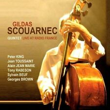 Gildas Scouarnec - Gildas Scouarnec Quintet - Live at Radio France / Fresh Sound