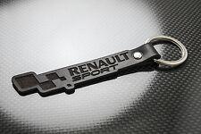 RENAULT SPORT CUIR Porte-clés, Porte-clés Porte-clef Porte-clés CLIO MEGANE 182
