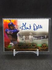 2014 Topps Tribute AB ALBERT BELLE Traditions Signed Autographed 5/5