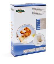 Staywell Petsafe Aluminium 620 Medium Cat Flap Dog Door