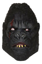 Zombie Gorilla Ape Monkey Mask Scary Horror Halloween Fancy Dress Costume