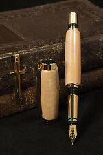 Antique (1697) Authenticated St Mary's Church, Whitby, England - Fountain Pen