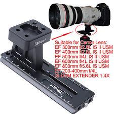 Anello treppiedi Base piastra sgancio rapido per Canon EF 300mm f/2.8L IS II USM