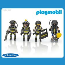 Playmobil - Police SWAT Team - New Sealed in Packet
