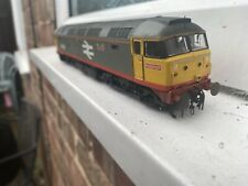 More details for bachmann class 47 meridian 47302 railfreight red stripe dcc fitted