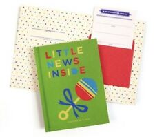Lot Of 2 -10 Ct Cheree Berry Baby Announcements Little News Inside Retail $39.98