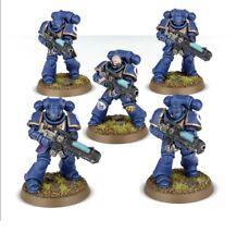 5-man Primaris Space Marine Hellblaster Squad - Warhammer 40k