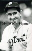 Vintage Photo 50 - Detroit Tigers - Mickey Cochrane