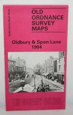Old Ordnance Survey Maps/The Godfrey Edition - Oldbury & Spon Lane, 1904
