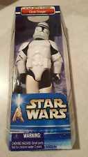 "STAR WARS CLONE TROOPER - Attack Of The Clones - 12"" Figure - Hasbro"