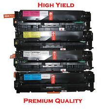 4PK NON-OEM CF400X CF401X CF402X CF403X for HP201X LaserJet Pro M252dw M277