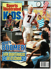 1989 Sports Illustrated For Kids Vol 1,#9, Esiason Cover, Bo Ryan Ewing Inserts