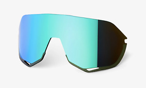 Ride 100% Percent S2 Replacement Lens - Blue Topaz Multilayer Mirror