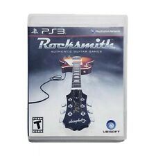 Rocksmith (Sony PlayStation 3, 2011) PS3 No Cable Included