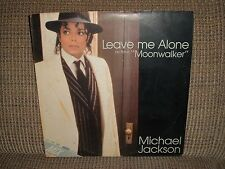 MICHAEL JACKSON EP MIX LEAVE ME ALONE VG+ BRAZIL PRESS - MOONWALKER QUINCY JONES