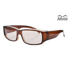 MOLA fit over anti blue light blocking computer glasses anti-fatigue blue rays