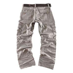 Timezone Herren Jeans Cargo Hose Benito TZ 4-2.1-7 Größen wählbar Neuware
