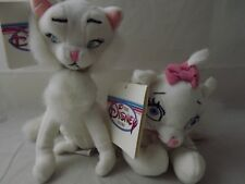 2 NEW Disney Beanies - Duchess and Marie from the Aristocats