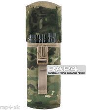 MOLLE M4/M16 Triple Magazine Pouch (Multi-Cam) [BK2]