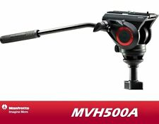 Manfrotto MVH500A Pro Fluid Video Head 60mm Half Ball Replaces 701HDV Demo Unit!