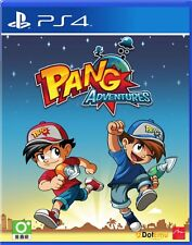 Pang Adventures HK Chinese/English Subtitle Japan Voice PS4 NEW