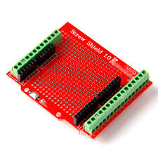 Proto Screw Shields Assembled Prototype Terminal Expansion Board for Arduino  DT