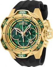 Invicta Venom Chronograph Quartz Green Dial Men's Watch 33635