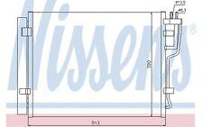 NISSENS Condensador, aire acondicionado KIA CEED HYUNDAI i30 ELANTRA 940007
