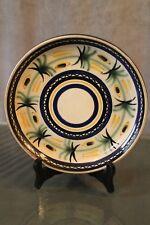 Assiette plat en faïence de Quimper Keraluc earthenware plate