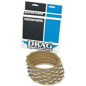 Drag Specialties 1131-0419  Friction Plate Kit