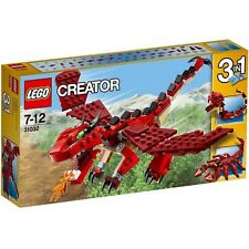 LEGO Creator 31032: Red Creatures