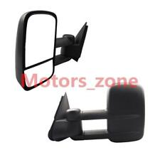 97-03 Ford F150 Light Duty Reg/ Super Cab Manual Extendable Towing Mirrors
