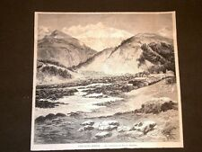 La catastrofe di Elm in Svizzera nel 1881