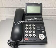 5x NEC DT300 DTL-24D-1A (BK) 24-Button Phones,SV8100 SV8300 Telephone System