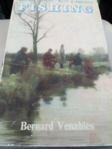 British Sports - Past & Present Fishing by Bernard Venables. Rare edition.