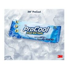 "3M ProCool Fresh Wet Cooling Towel Big Size Tissue 2 Pack 12.5"" x 25.6"""