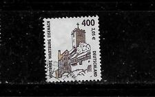 WEST GERMANY SC #1852 1994 400PF=2.05 EURO CASTLE DEFINITIVE SINGLE STAMP