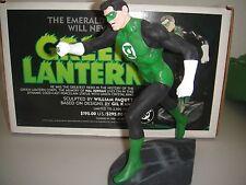 DC DIRECT GREEN LANTERN FULL SIZE STATUE HAL JORDAN w/BOX By PAQUET Maquette