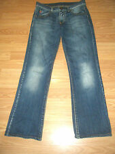 MISS SIXTY  ITALIAN STRETCH DENIM JEANS SIZE 28