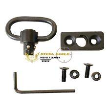 High Quality Keymod Reversible QD Sling Mount w/Swivel adapter