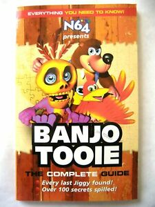 70838 N64 Magazine - Banjo Tooie The Complete Guide Magazine 2001